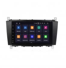 Мултимейна навигация за MERCEDES CLC, W203, W209, W467 с Android 9.0 6909AH GPS, WiFi,8 инча