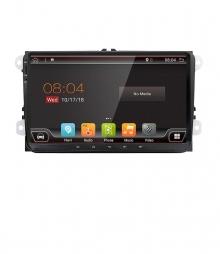 Двоен дин навигация за VW с Android 9.0 2200H  GPS,WIFI 9 инча