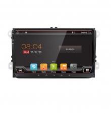 Мултимедийна навигация за VW  PASSAT, GOLF с Android 8.1 4222H  GPS,WIFI 9 инча