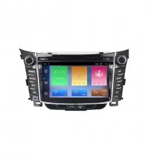 Специализирана мултимедия за HYUNDAI I30 с Android 10 HY7010H GPS, WiFi, DVD 7 инча