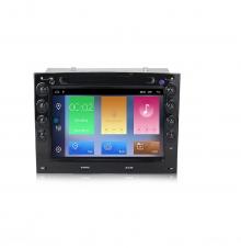 Специализирана мултимедия за RENAULT MEGANE (03-10) с Android 10 R7100H GPS, WiFi, DVD, 7 инча