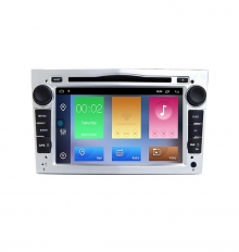 Навигация двоен дин за OPEL ASTRA, VECTRA, CORSA с Android 10 OP7510SH  GPS, WiFi, DVD, 7 инча