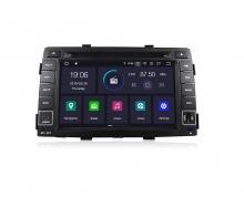 Специализирана мултимедия за KIA Sorento (10-12) с Android 9.0 K4000H GPS, WiFi, DVD, 7 инча