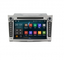 Мултимедия за SUBARU Outback, Legacy (10-13) с Android 9.0 SU0100H GPS, WiFi, DVD, 7 инча