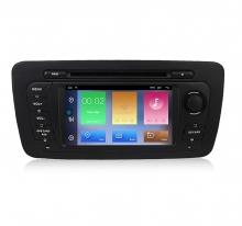 Специализирана мултимедия за SEAT Ibiza (09-13) с Android 10 SE6520H GPS, WiFi, DVD 6.2 инча