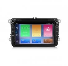 Специализирана мултимедия за VW GOLF, PASSAT, TOURAN с Android 10 VW8380H GPS, WiFi,DVD 8 инча