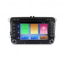 Специализирана мултимедия за VW GOLF, TIGUAN, CADDY с Android 10 VW4220H GPS, WiFi,DVD 7 инча