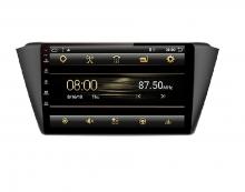 Двоен дин навигация за SKODA NEW FABIA (15-19) с Android 8.1 SK5219H GPS, WiFi, 9 инча