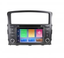 Двоен дин навигация за MITSUBISHI PAJERO с Android 10 MI7120H GPS, WiFi, DVD, 7 инча