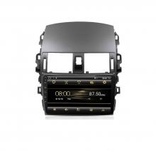 Двоен дин навигация за TOYOTA Corolla  (08-13) с Android 10 T5312H GPS, WiFi, 9 инча