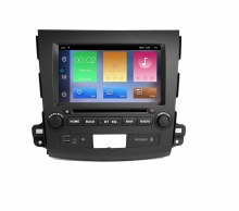 Мултимедийна навигация за MITSUBISHI OUTLANDER с Android 10 MI8130H GPS,WiFi, DVD, 8 инча