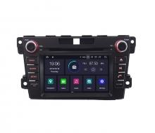 Двоен дин навигация за MAZDA CX-7(06-13)с Android 9.0 MA7280H GPS, WiFi,DVD, 7 инча