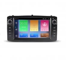 Двоен дин навигация за TOYOTA Corolla E120/E130 с Android 10 T6280H GPS, WiFi, 6.2 инча