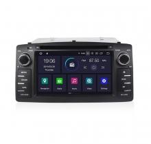 Двоен дин навигация за TOYOTA Corolla E120/E130 с Android 9.0 T4315H GPS, WiFi,DVD, 6.2 инча