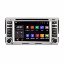 Двоен дин за Hyundai Santa Fe (07-12) HY6221 Android 10, GPS, DVD, 6.2 инча