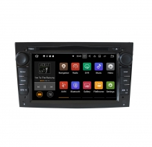 Навигация двоен дин Opel Astra Vectra Meriva с Android 9.0 OP0701A9, GPS, WiFi, DVD, 7 инча