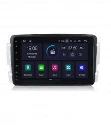 Навигация за Mercedes W203 W209 с Android 9.0, M8070H GPS, WiFi, 8 инча