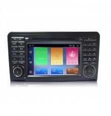 Навигация за Mercedes ML W164 GL X164 M7001AH с Android 10, WiFi - 7 инча