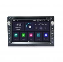Двоен дин навигация Volkswagen W733BH GPS, ANDROID 10, WiFi, DVD, 7 инча