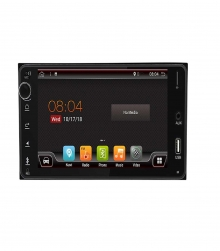 Специализирана мултимедия двоен дин за TOYOTA T4300H GPS, ANDROID 10, WiFi, DVD, 7 инча