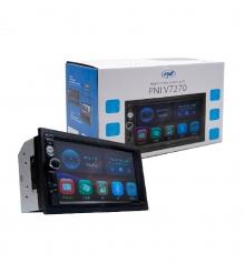 Универсална мултимедия двоен дин PNI V7270, MP5 GPS, Bluetooth, 7 инча
