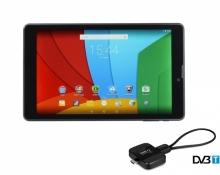 5в1 4G Таблет + GPS навигация + Цифрова телевизия + DVR + 16GB Prestigio 8 инча