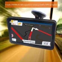 Навигация за камион MEDIATEK E9, 256MB RAM, ВГРАДЕН СЕННИК, 9 инча