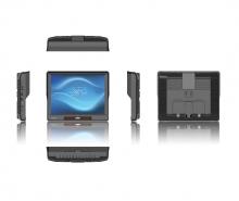 GPS навигация за камион LEOS TRUCK 9, 256MB RAM, ВГРАДЕН СЕННИК