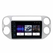 Навигация двоен дин за за VW Tiguan, TIGMTK8227A, Android 10, 1GB, 9 инча