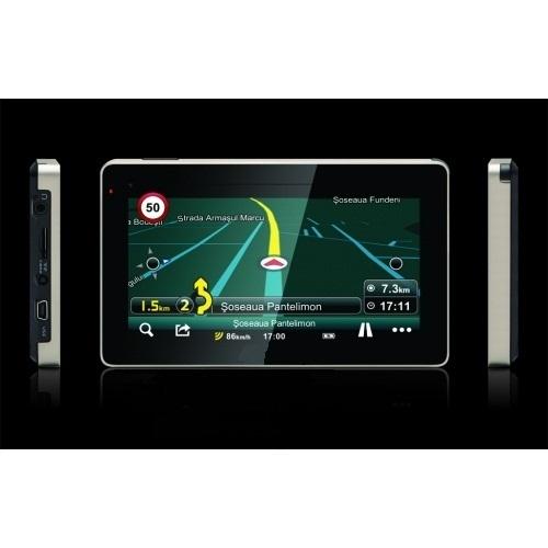 GPS навигация за камион 5 инча ATLAS V